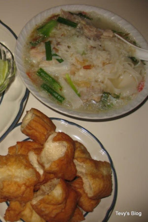 Cambodian Street Food Bobor
