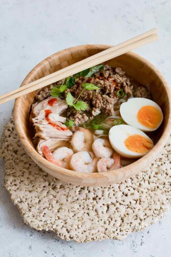Cambodian Street Food Kuy Teav