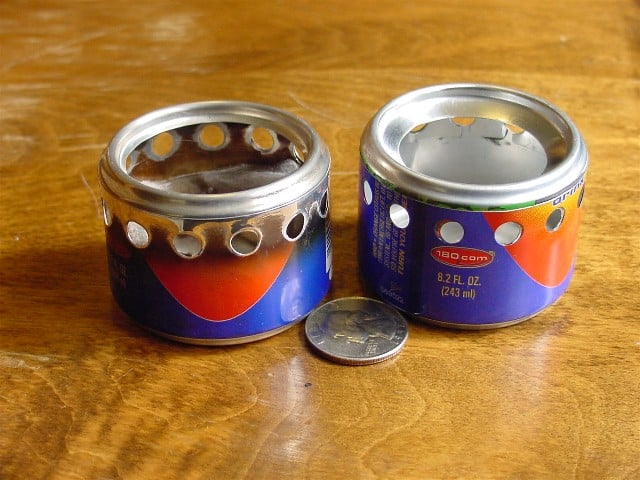 DIY Alcohol Stove 8 Steps with Pictures
