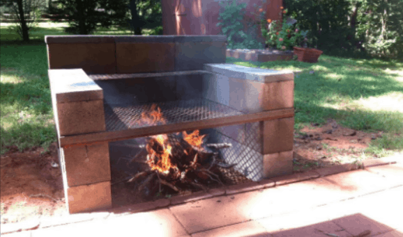 DIY Grill with No Welding