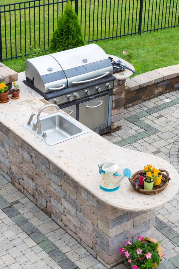 DIY Outdoor Kitchen Is This a Project for You