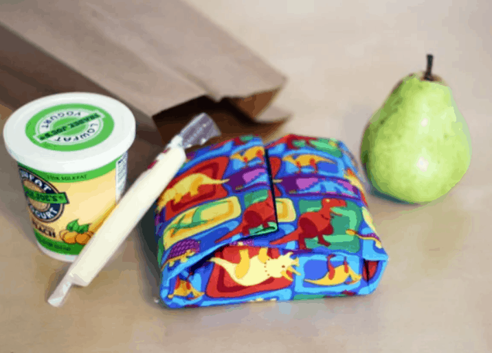 Fabric Sandwich Wrap