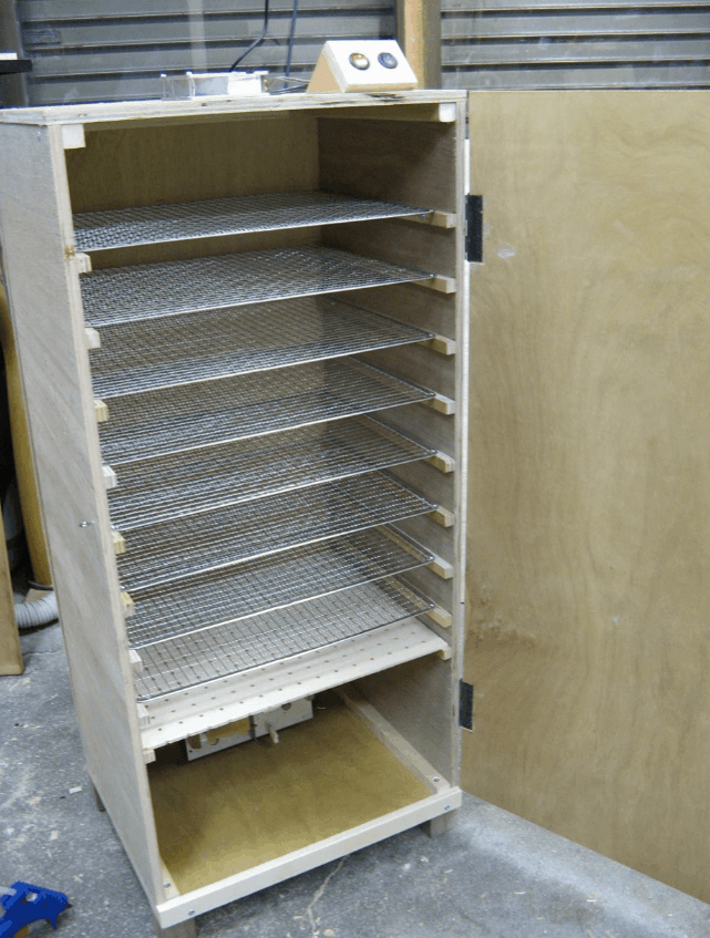 Food Dehydrator – Simple and Cheap