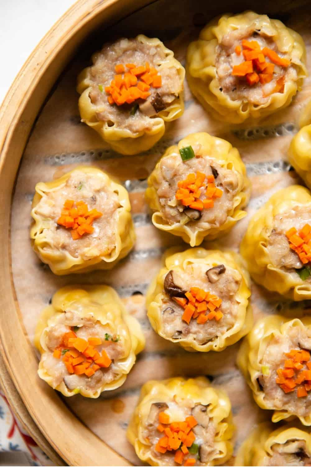 Hong Kong Street Food Siu Mai