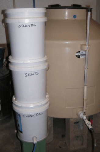 How to Build a Bio Water Filter