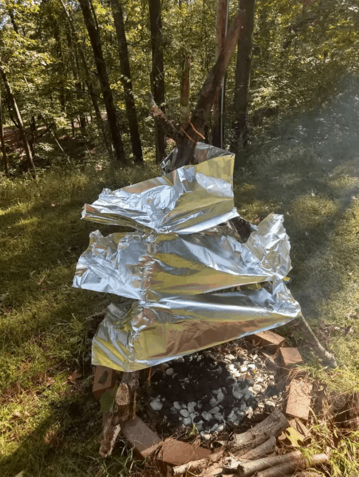 How to Build a DIY Smoker for $5