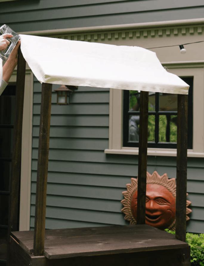 How to Build a DIY Tiki Bar
