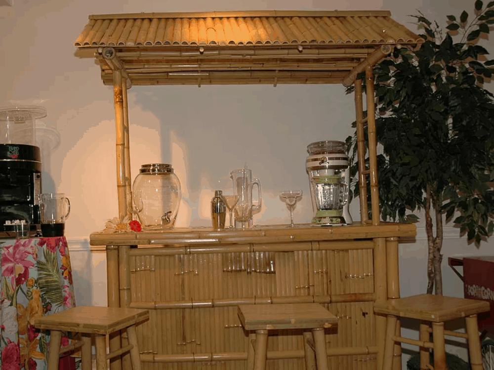How to Build a Tiki Bar