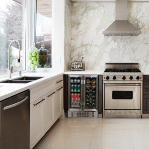 How to Clean Stainless Steel Appliances With Baking Soda and Other Natural Cleaners