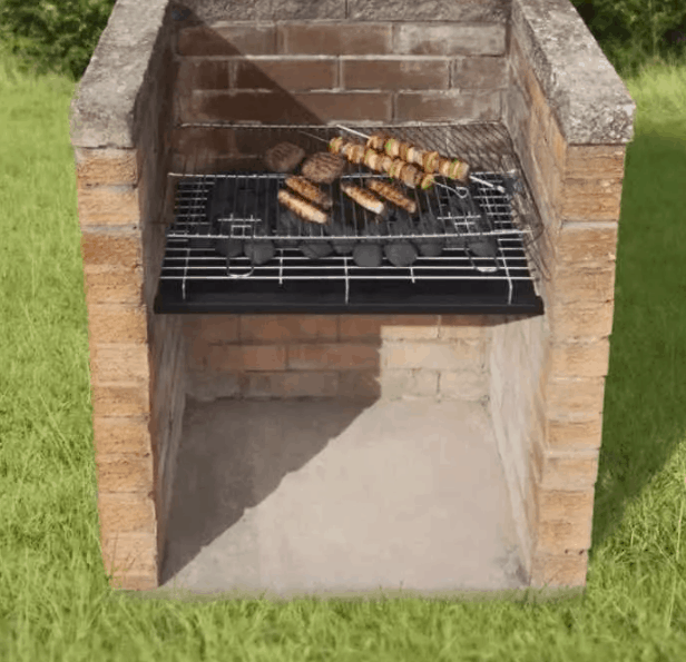 How to Make Your Own DIY Charcoal Grill