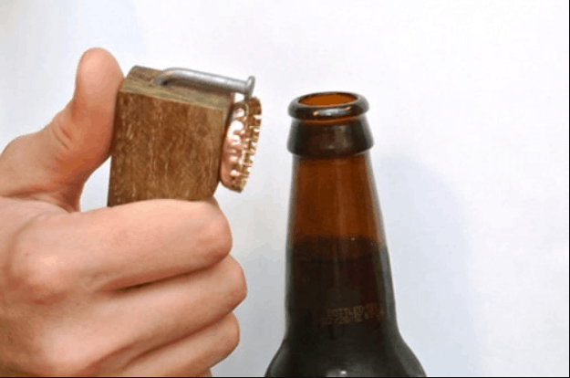 How to Make a Handsome and Handy Wooden Bottle Opener