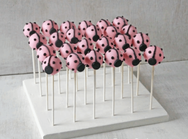How to Make a Homemade Cake Pop Stand