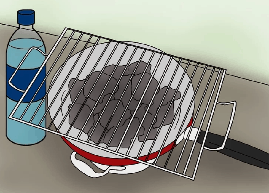 How to Make a Portable Charcoal Grill