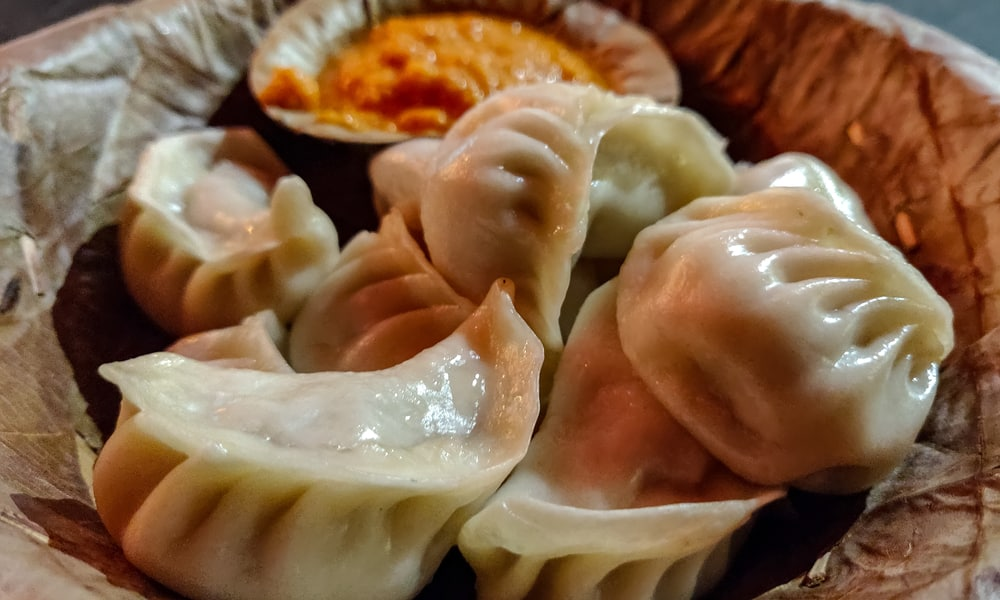 Indian Street Food Momos