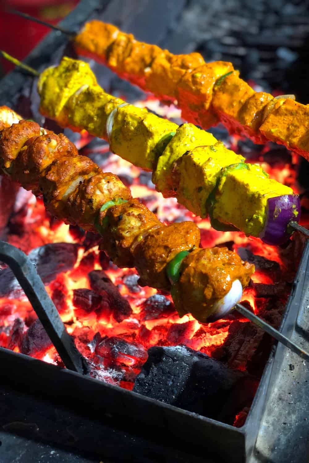 Indian Street Food Tikka