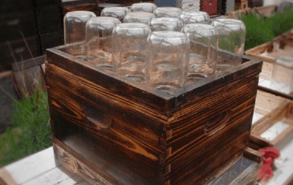 Innovative Homemade Beehive