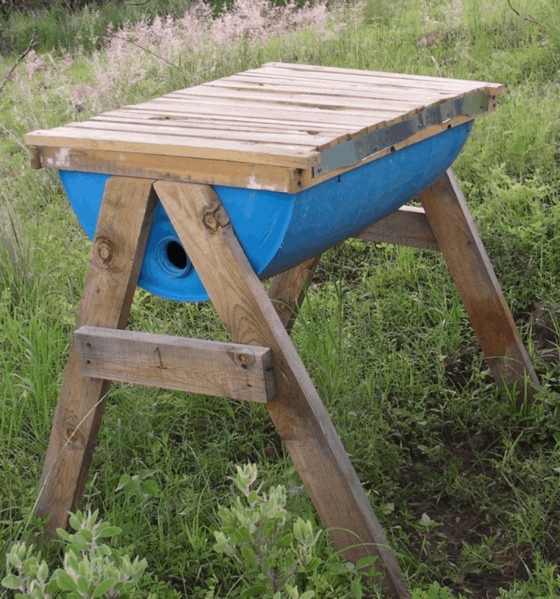 Make Your Own Honey Cow (Top Bar Beehive)