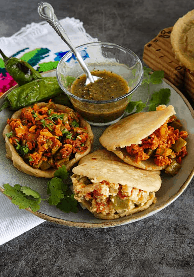 Mexican Street Food Sopes and Gorditas