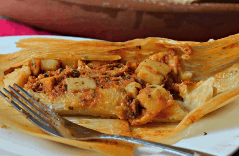 Mexican Street Food Tamales