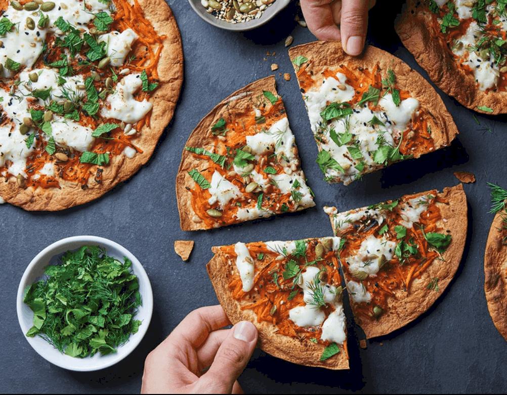 Mexican Street Food Tlayudas