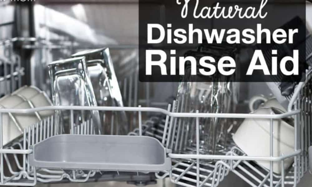 Natural Dishwasher Rinse Aid ~ Important Update