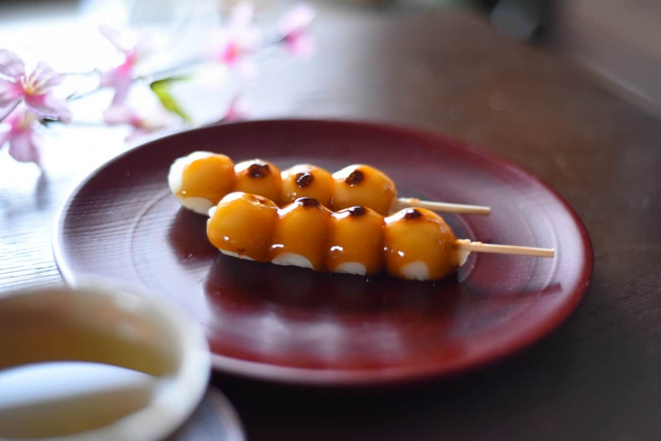 Osaka Street Food Dango