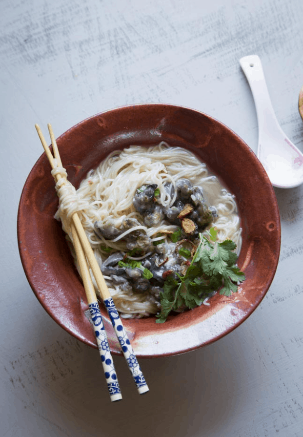 Taiwanese Street Food Oyster Vermicelli