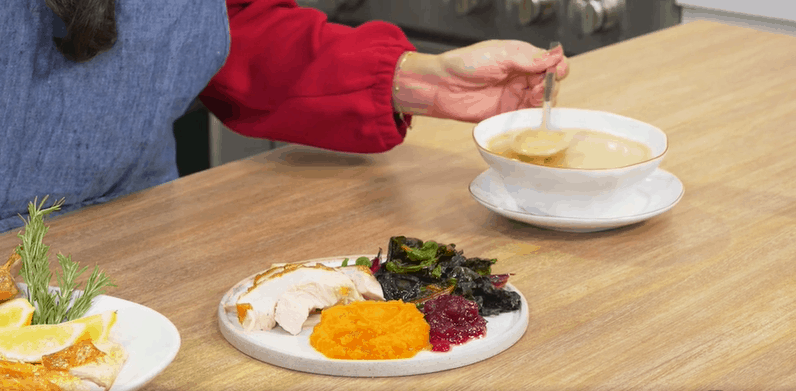 The One Homemade Gravy Mistake You're Making – and How to Stop