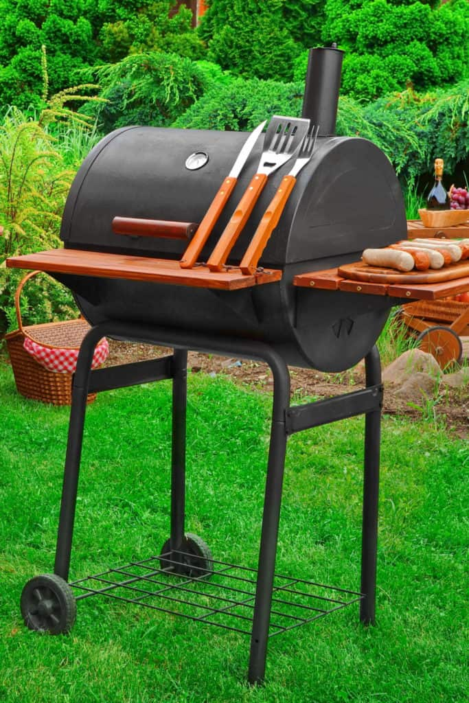 15 Homemade Weber Grill Cart Plans You Can DIY Easily