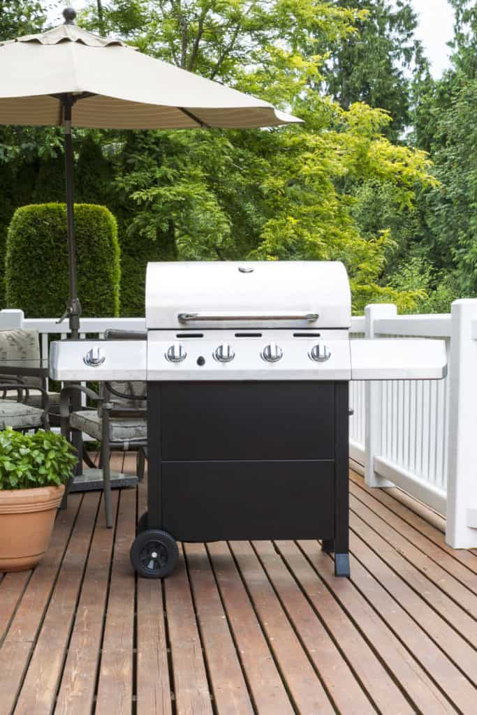 17 Homemade Grill Table Plans You Can Build Easily
