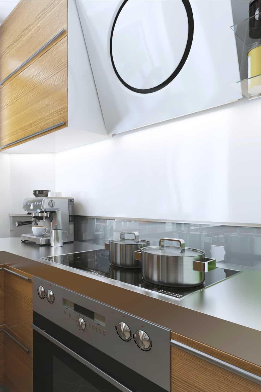 17 Homemade Metal Countertop Plans You Can DIY Easily