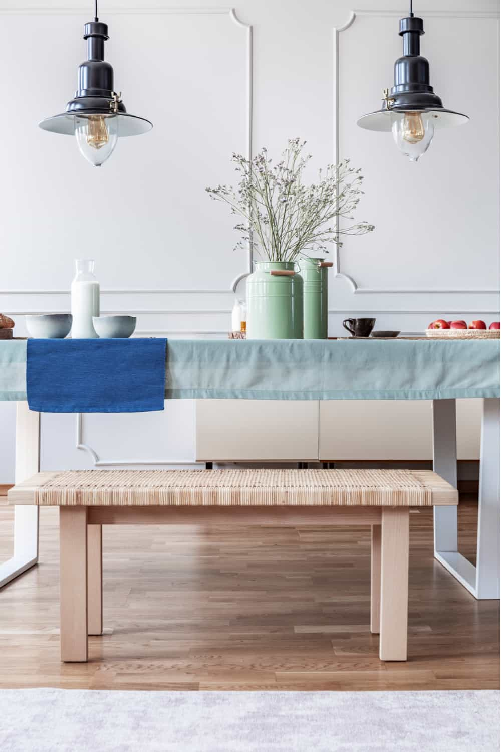 18 Homemade Dining Bench Plans You Can DIY Easily