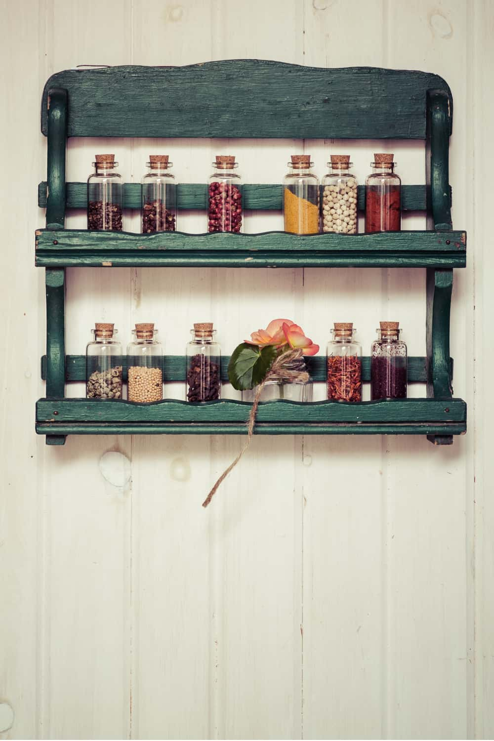 19 Homemade Spice Rack Plans You Can DIY Easily