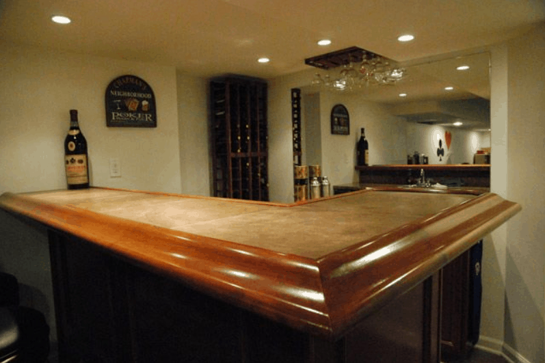 4 Tips to Build Your Own Bar