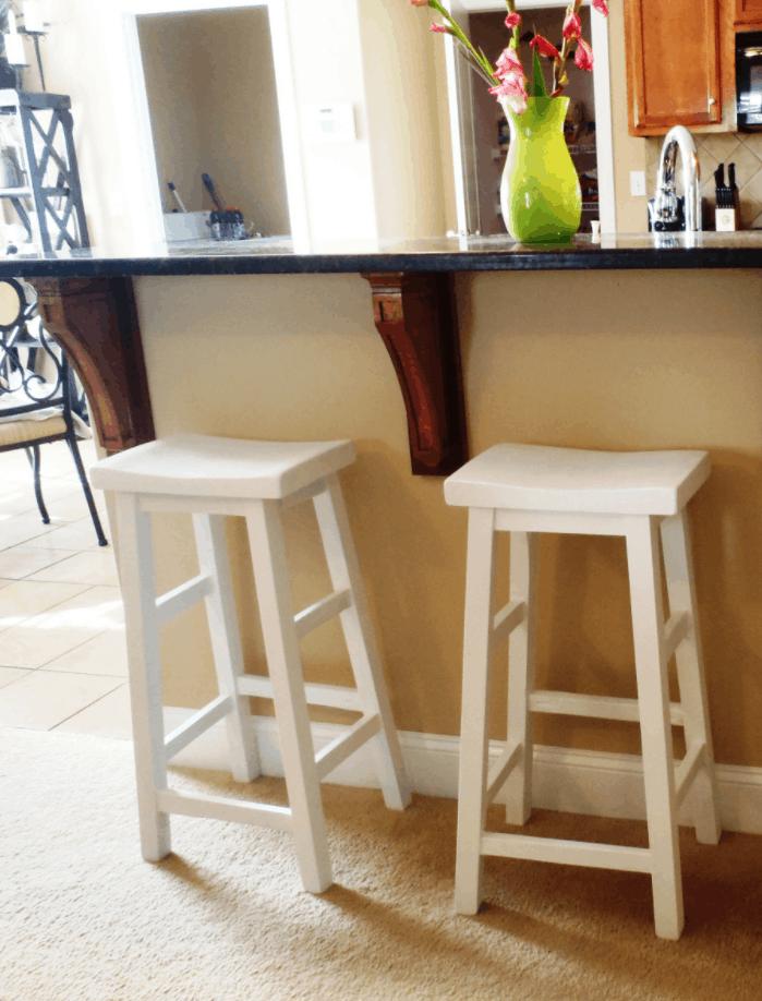 Barstools with Ana White