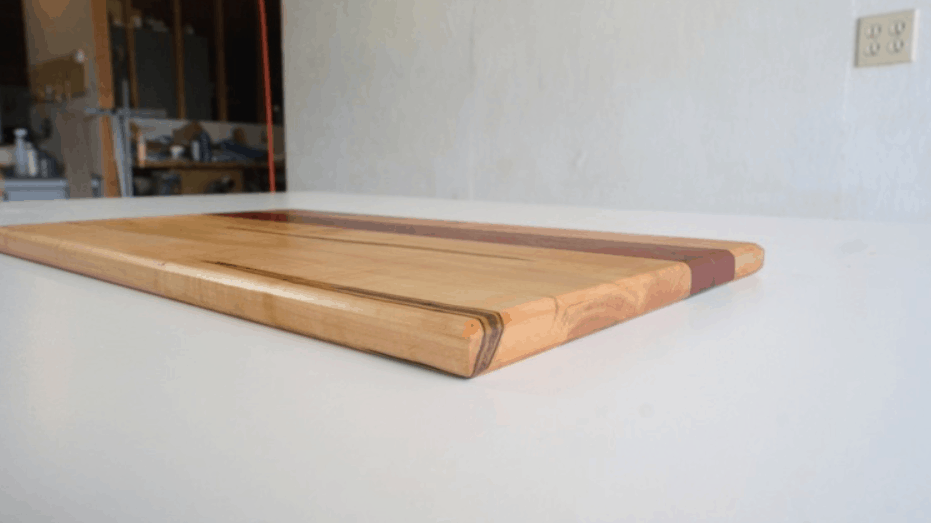 Build Your First Cutting Board