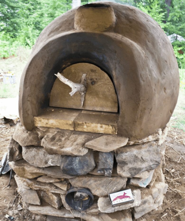 Build Your Own Earth Oven from Freestyle Farm