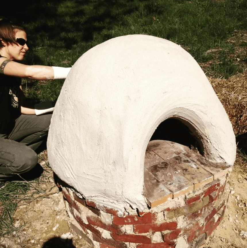 Build Your Own Earth Oven from Instructables