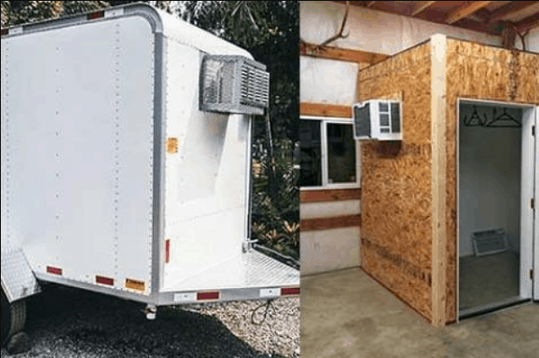 Build Your Own Walk-In Cooler