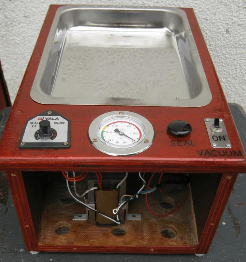 Build a Chamber Vacuum Sealer