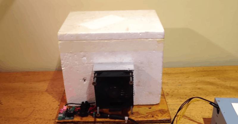 Building Your Own Mini Fridge