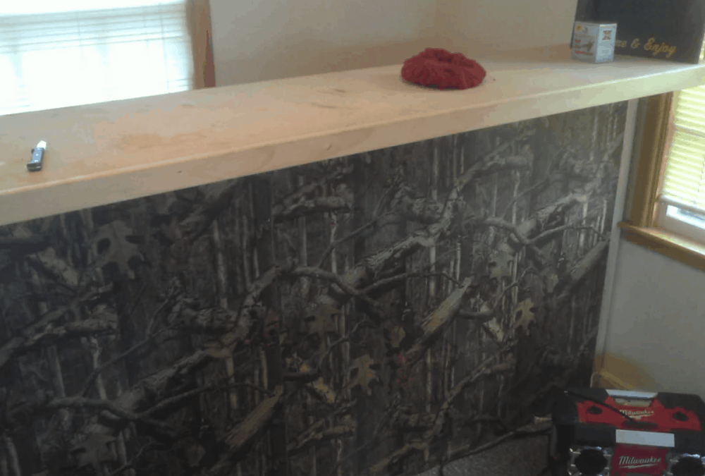 Building a Basic Home Bar