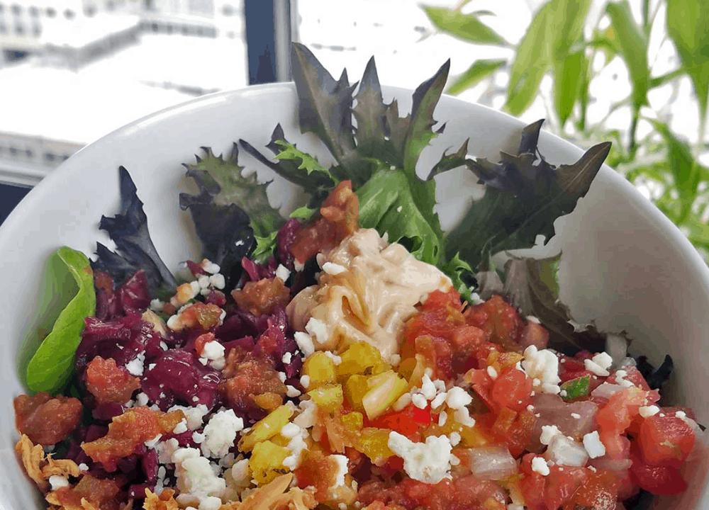 Building a DIY Salad Bar