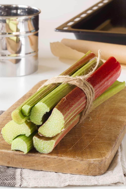 Can You Freeze Rhubarb