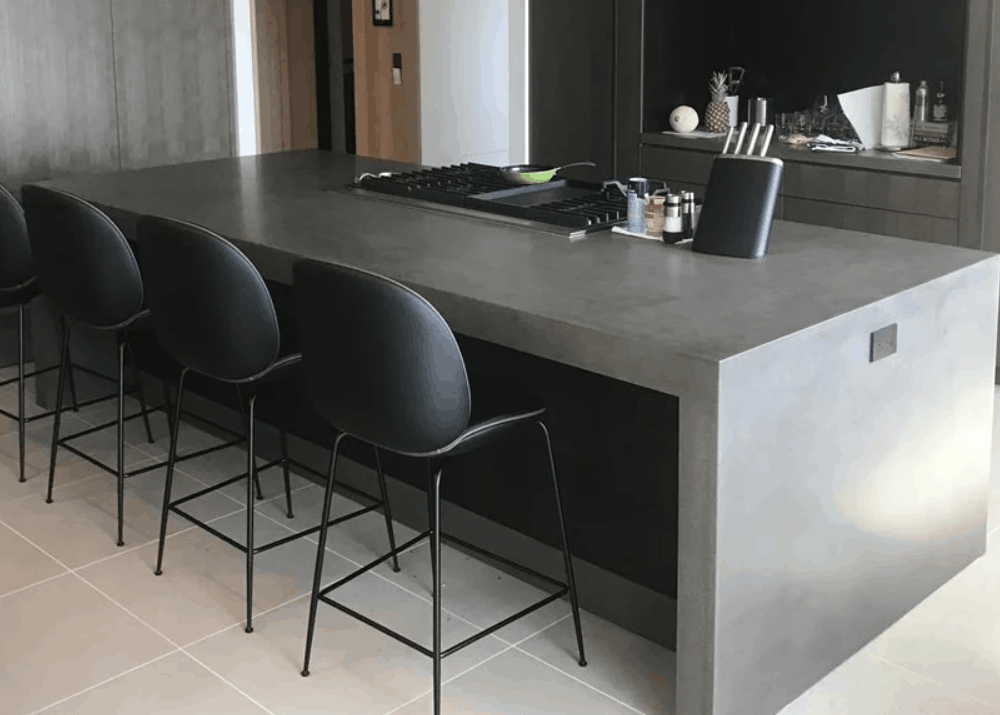 Concrete Countertops – Pros, Cons and DIY Basics