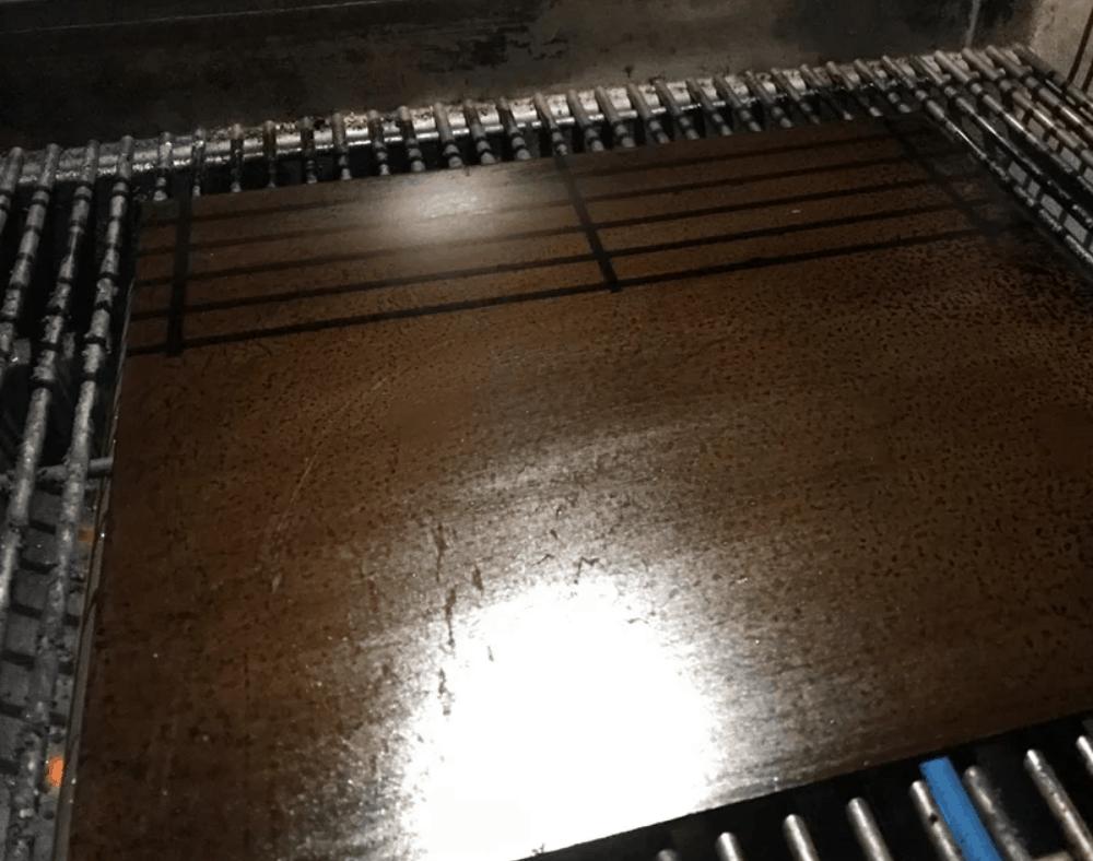 DIY Grill Griddle