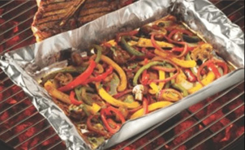 DIY Grill Pans