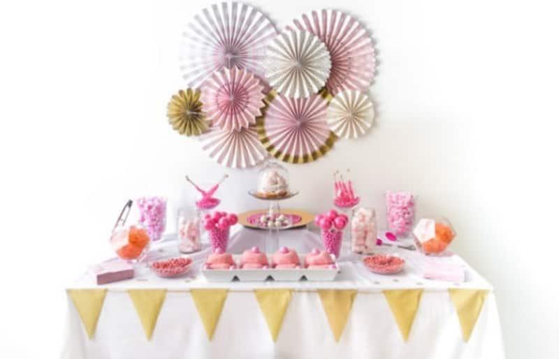 DIY How to Set Up a Candy Buffet