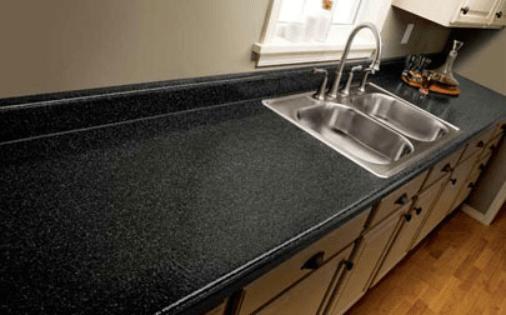 DIY Kitchen Countertop Transformation