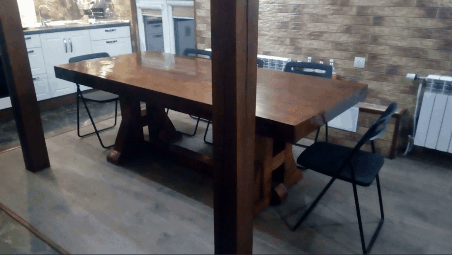 DIY KitchenDining Table – Pottery Barn Inspired